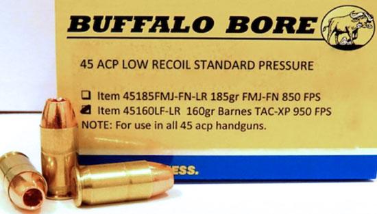 buffalo bore new ammo