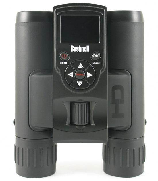 Bushnell HD recording