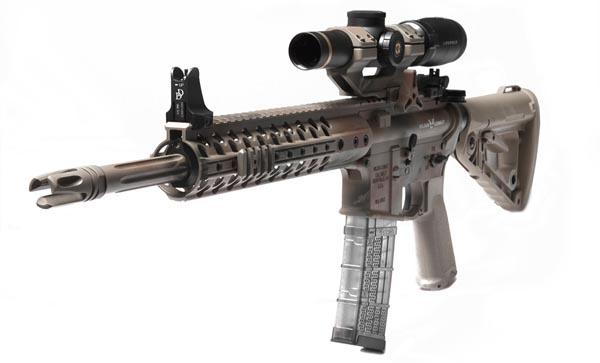 Paul Howe Rifle