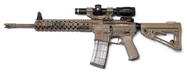 combat carbine