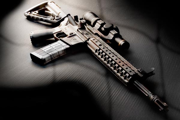 wilson carbine rifle