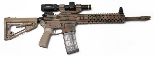 wilson combat combat carbine
