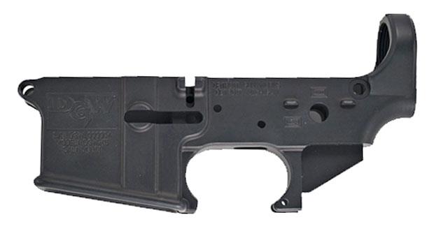 Detroit Gun Works receiver black