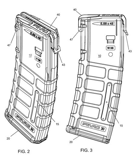 Magpul PMAG patent