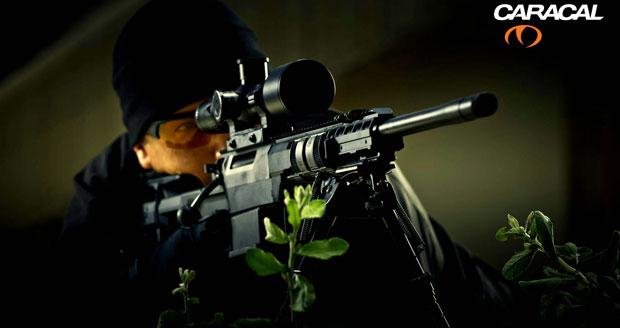 caracal CSR rifle