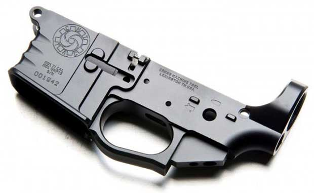 CMT Tactical lower