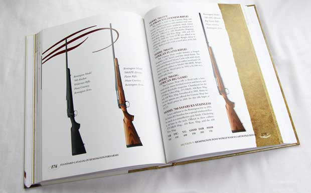 Remington Guns Book