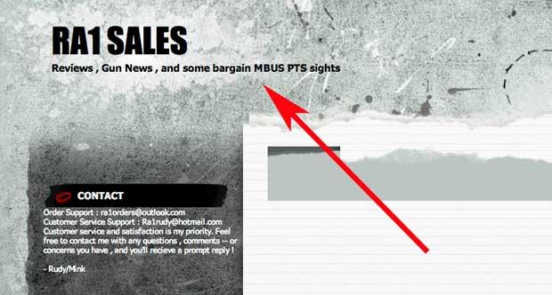 magpul counterfeit complaint