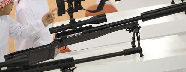 Caracal CH300 rifle