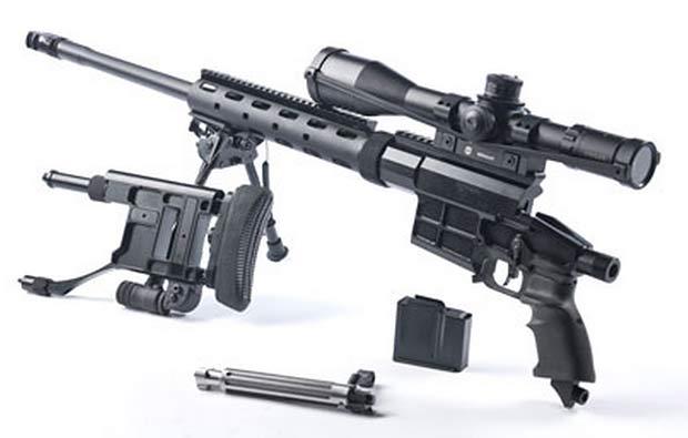 Caracal Tactical Sniper Rifle