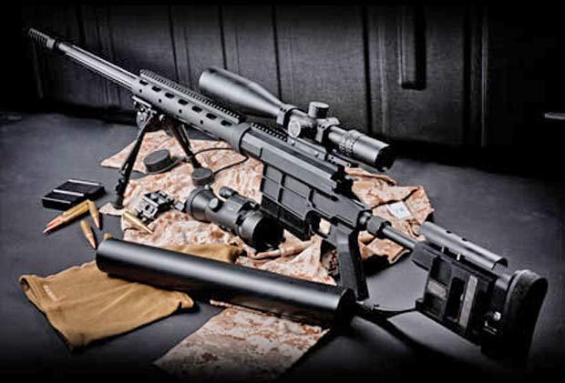 Caracal CS50 rifle
