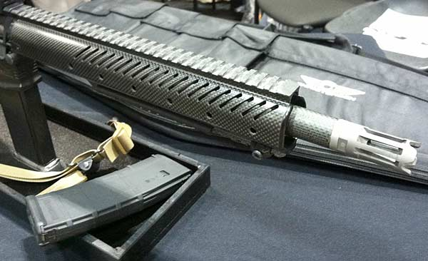 Christensen Arms CA-15 rifle