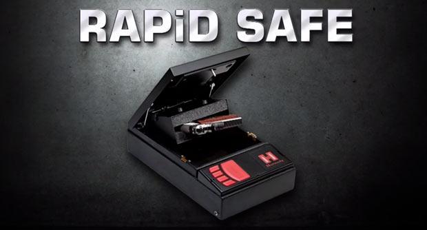 Hornady Security RAPiD safe