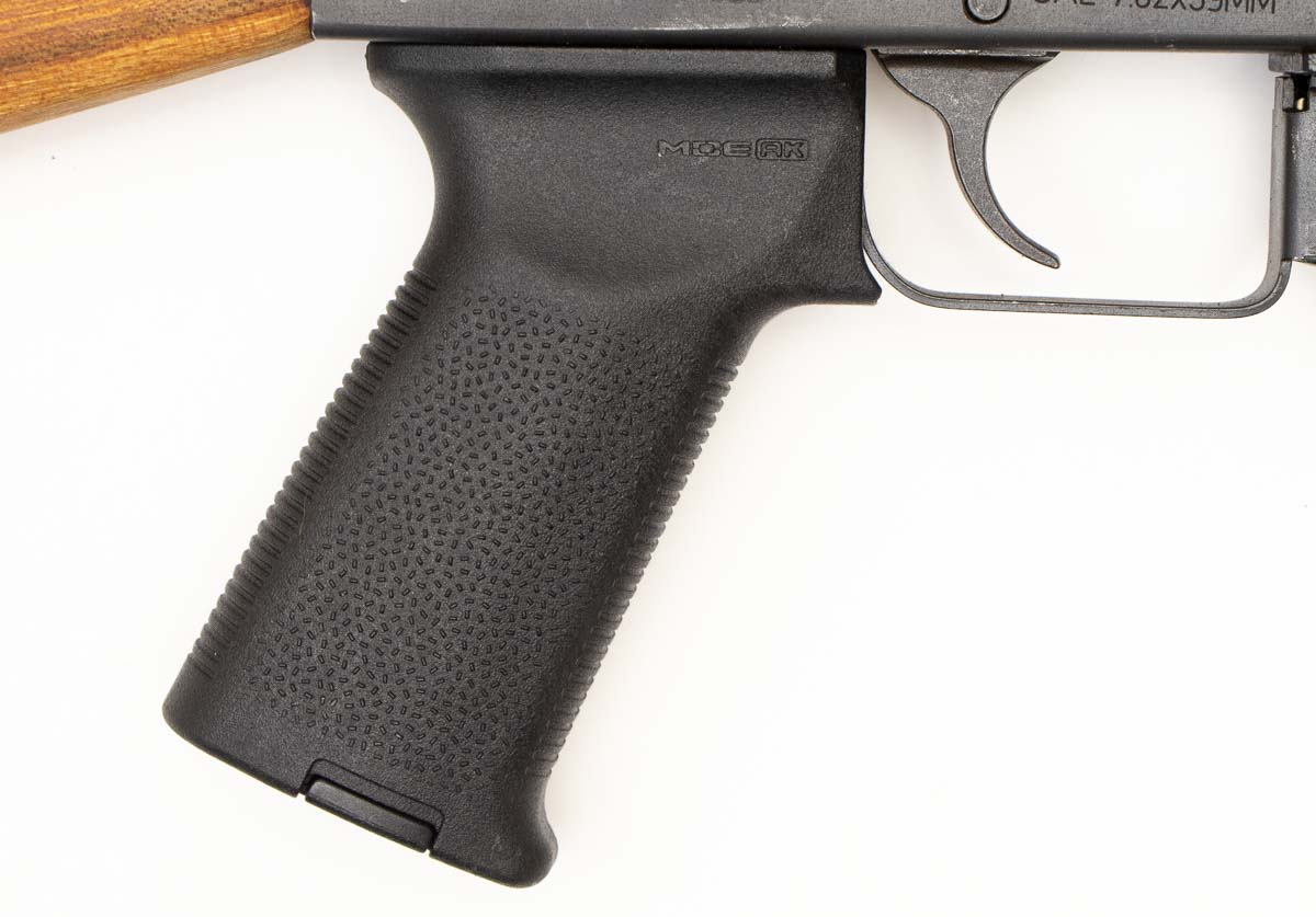 MOE AK pistol grip texture