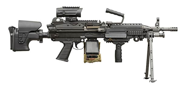FN MINIMI MK3