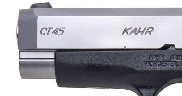 Kahr CT4543 pistol