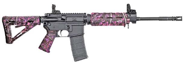 SIG M400 Muddy Girl