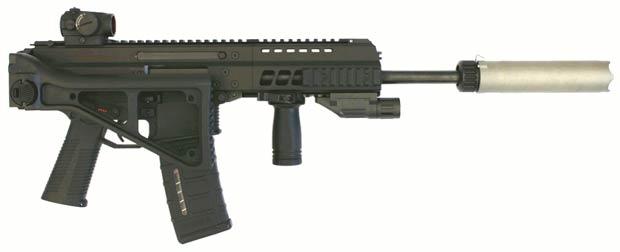 new B&T APC 300 carbine