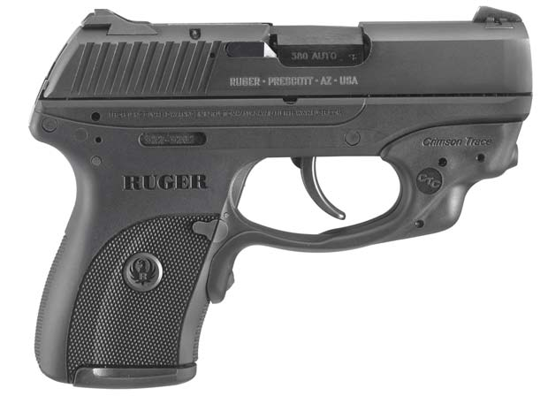 Ruger LC380 Crimson Trace