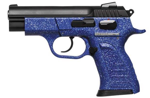 polymer witness pavona handgun