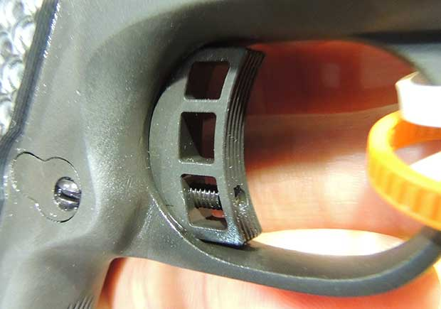 10mm pistol trigger
