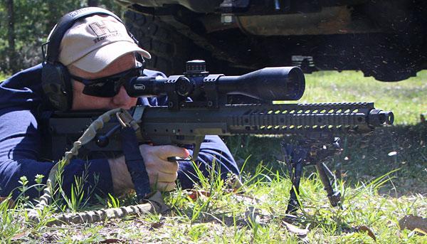 Desert Tech Rifle