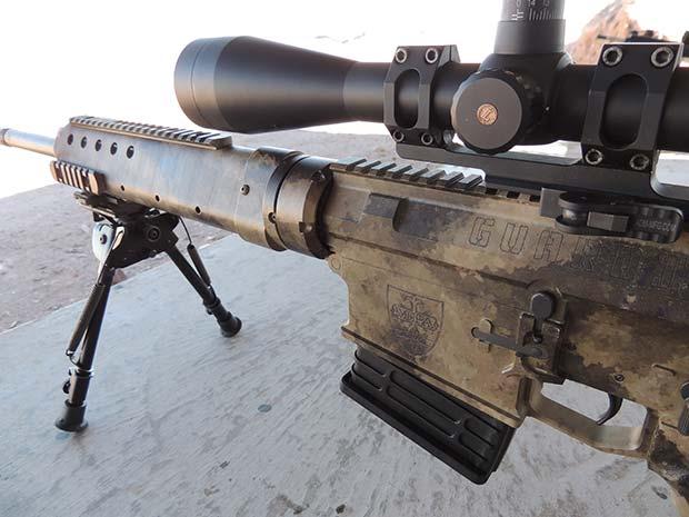 Miller Precision MPA300 rifle