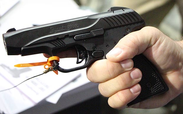 Remington R51 gun