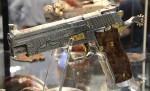 SIG Custom pistol