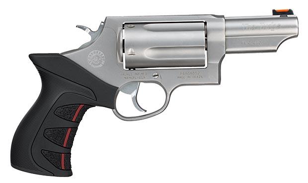 Scorpion revolver grip