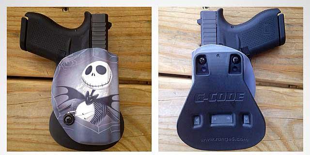 Yeti Custom Glock 42 Holster