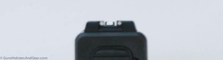 Diamondback DB9 sights
