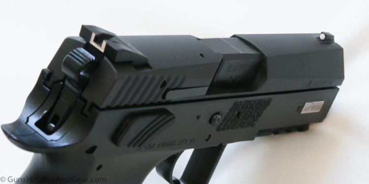 P-07 sights