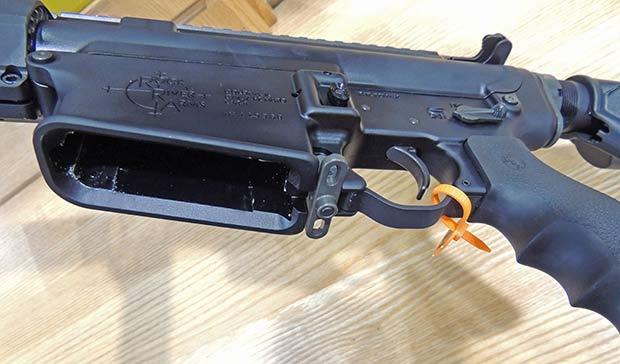Rock River Arms rifle