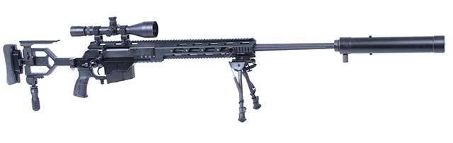 IWI new DAN rifle