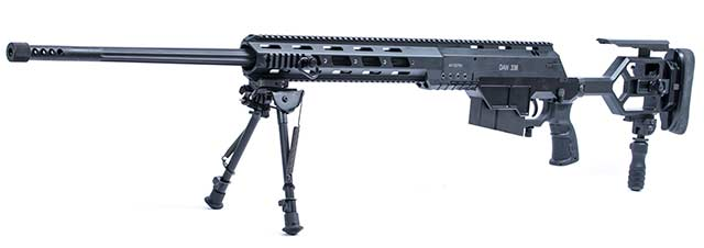the new IWI sniper rifle