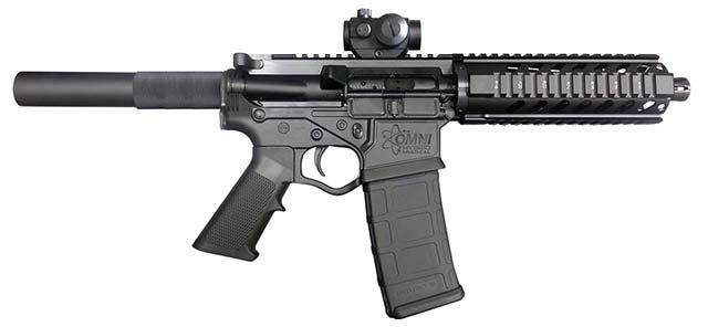 ATI Omni-Hybrid AR-15 Pistol