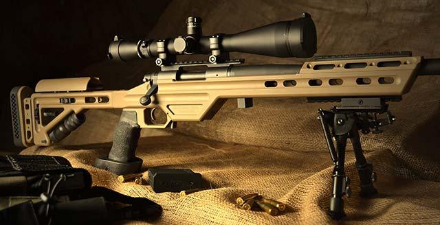 MPA rifle