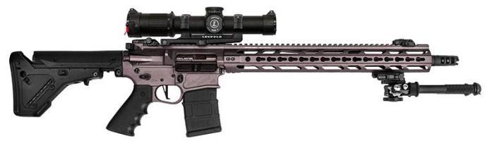 Hardcore X rifle