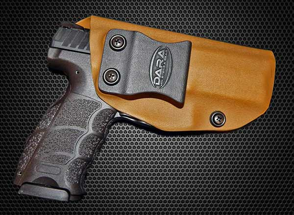 Dara Holster for the VP9