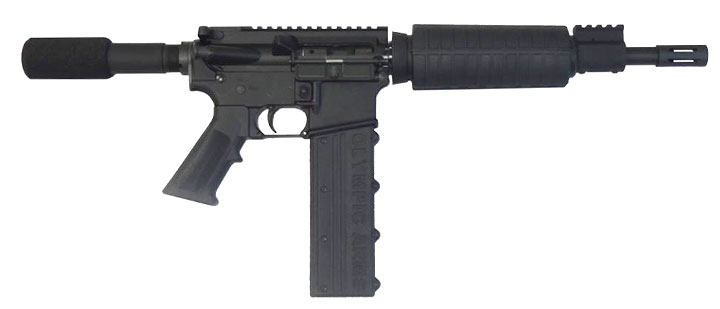 Olympic Arms K24P 10mm