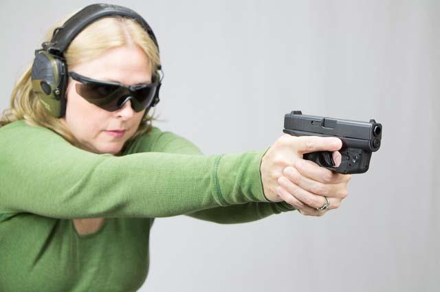 Shooting the G42