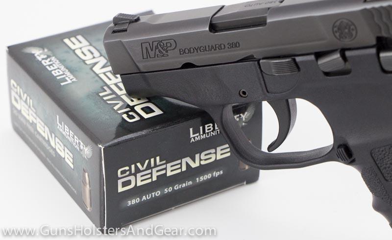 Liberty Ammunition Review BG380