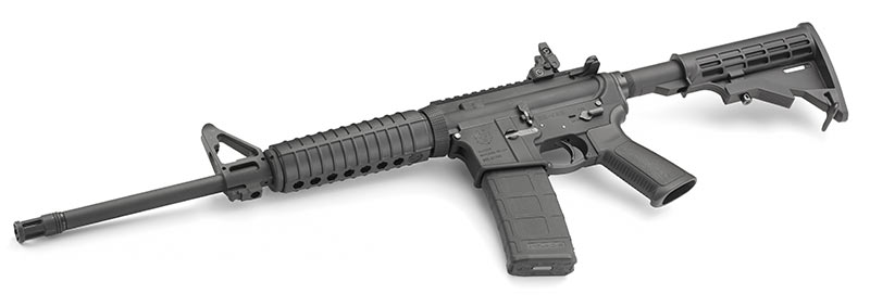 new ruger rifle