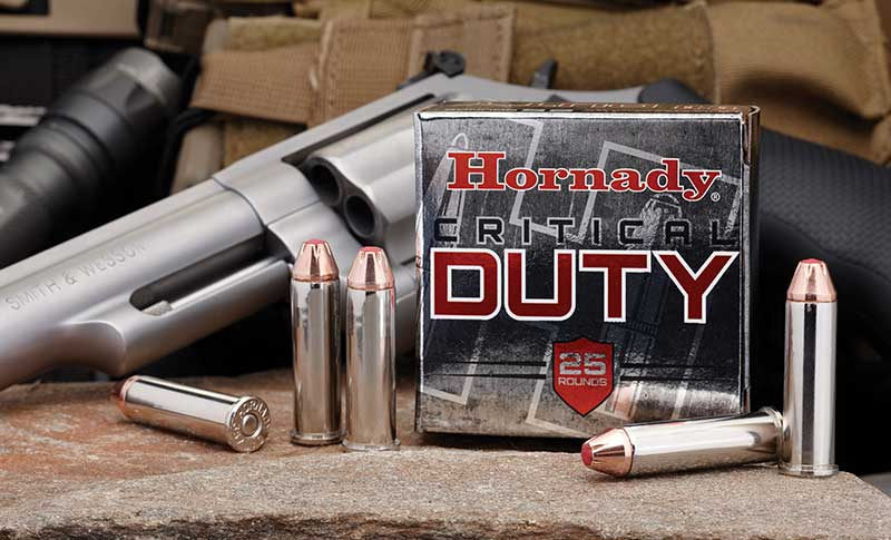 357 Magnum Critical Duty load