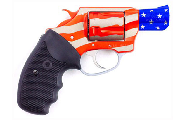 American Flag Revolver