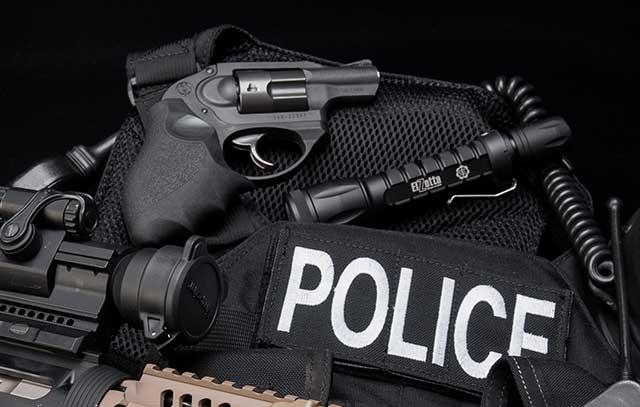 Ergo Delta Grip LCR police