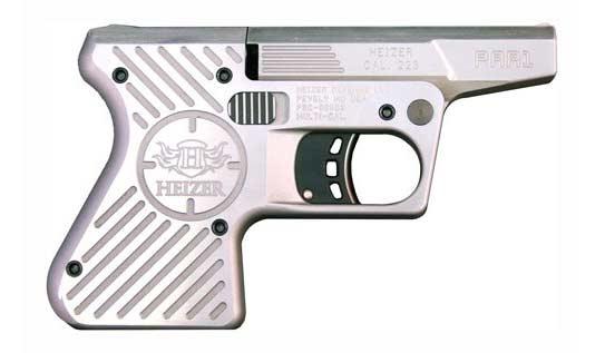 Heizer Defense Pocket Sniper