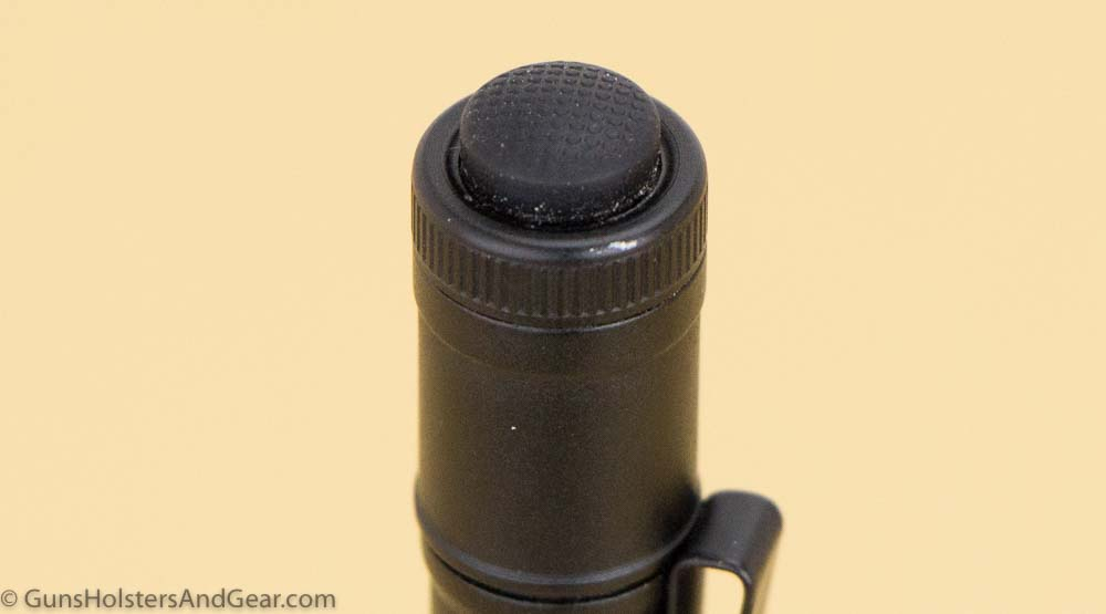 Streamlight ProTac 2AAA tail switch
