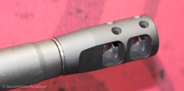 JP Precision compensator